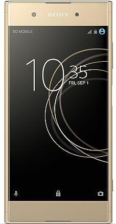 Sony Xperia XA1 Plus – Smartphone desbloqueado – 5.5 pulgadas, 32 GB – Negro, Dorado