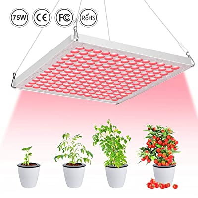 TOPLANET Led Grow Light for Indoor Plants 75w P...