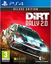 Dirt Rally 2.0 Deluxe Edition Ps4