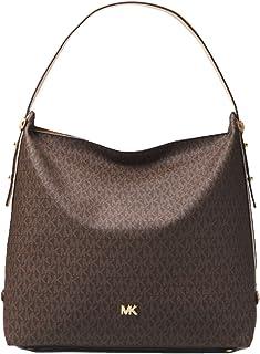 MICHAEL Michael Kors Griffin Large Logo Shoulder Bag