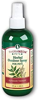 Organix South Herbal Outdoor Spray for Pets, 8 Ounce