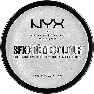 NYX PROFESSIONAL MAKEUP SFX Créme Colour, Silver 12