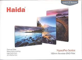 Haida NanoPro 100mm x 150mm MC Reverse Grad ND 1.2 4 Stop Optical Glass Filter 100 ND16 Neutral Density HD3460
