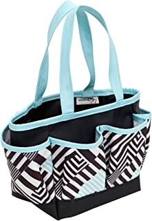 Everything Mary Crafters Storage Tote | Organization for Crafts and Scrapbooking | Travel Bag with Pockets for Craft and Office Supplies