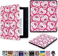 Kindle Paperwhite funda–Ultra Slim Carcasa Funda de piel sintética Smart Cover Fit Para Amazon Kindle Paperwhite # 1 Love heart Amazon Oasis(2016)