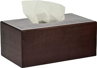 decoupage tissue box cover
