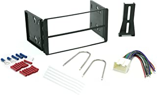 Install Centric ICFD1BN Ford/Lincoln/Mercury 1995-05 Double Din Complete Installation Kit