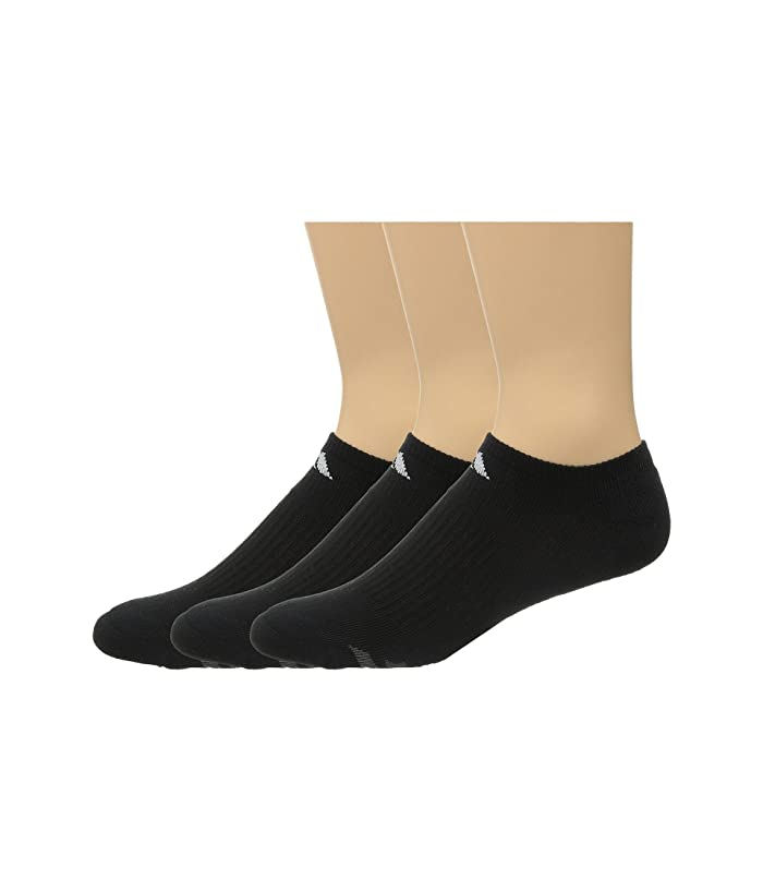 Adidas Cushion 3 Pack No Show Socks