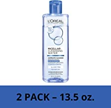 L'Oreal Paris Skin Care Micellar Cleansing Water Complete Cleanser, 27 Fluid Ounce
