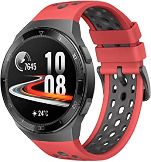 Huawei WatchGT2e Sport,LavaRed,AMOLED,GPS,SportsMode,HeartRate,SpO2Monitoring,Music, 5ATM 55025202