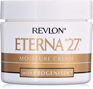 Revlon Eterna '27' Moisture Cream with Progenitin 2 oz (Pack of 3)