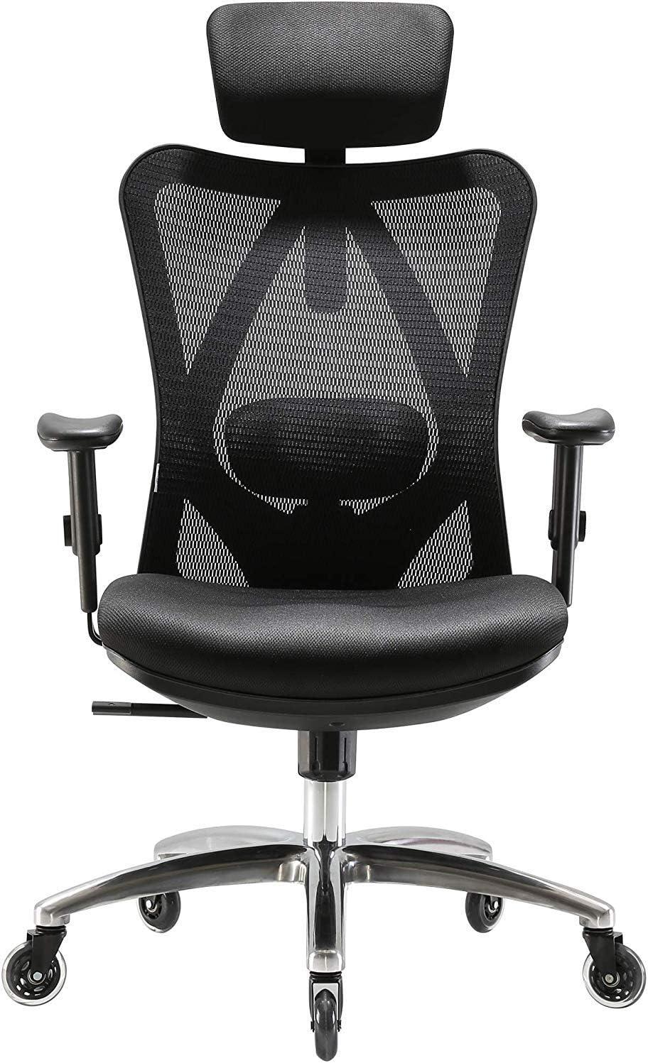 XUER Ergonomics Time sale Office Chair Desk Adjustable Computer Sale Mesh
