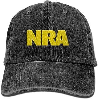 KWISISI NRA Adjustable Noveity Cowboy Cap
