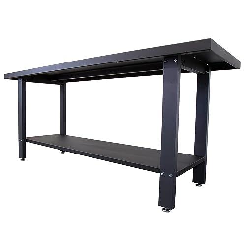 Steel Workbench Amazon Com