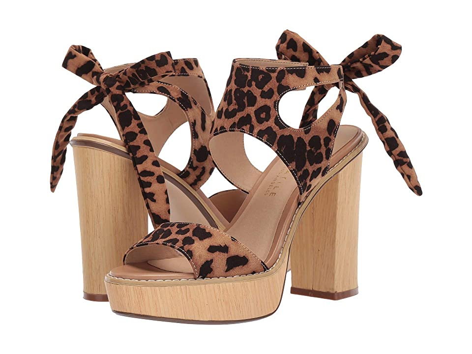 VOLATILE Desert (Leopard) High Heels