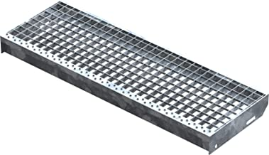 Rejilla para valla K60 galvanizada, 30 x 30 // 25 mm