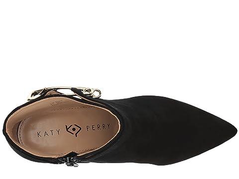 Katy Perry The Eliza Black Suede