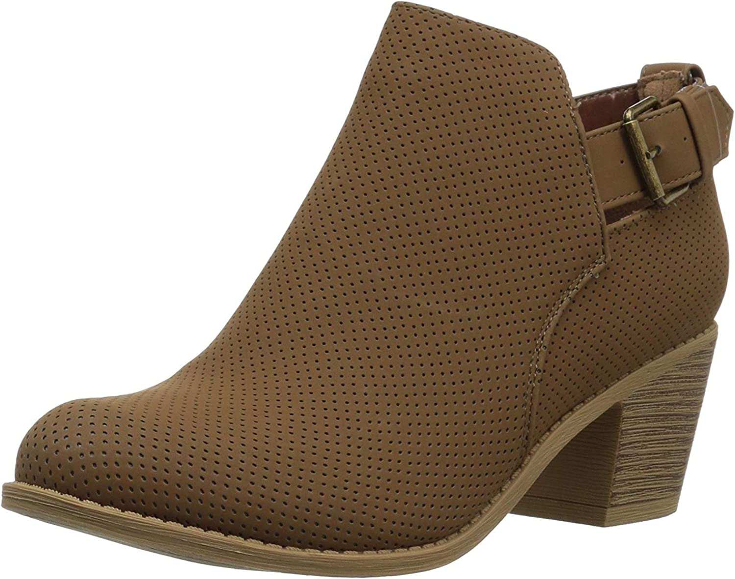 Super beauty product restock quality top! Brinley Co Be super welcome Women's Ankle Analee Boot