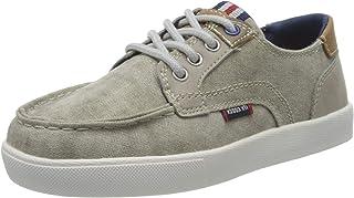 XTI 57035, Chaussures Bateau Garçon