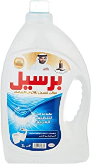 Persil White Oud Laundry Detergent, 3L