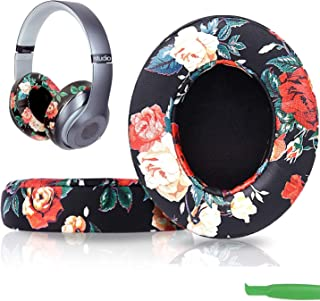 SEEFY Replacement Ear Cushion Pads Cover Compatible with Beats Studio 2.0 Wireless/Wired and Studio 3.0 Over Ear Headphone...