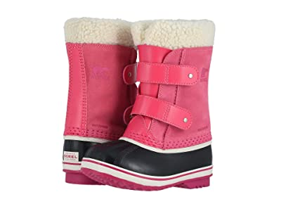 SOREL Kids 1964 Pac Strap (Toddler/Little Kid) (Tropic Pink 1) Girls Shoes