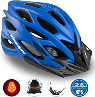 Basecamp Specialized Bike Helmet, Bicycle Helmet CPSC&CE...