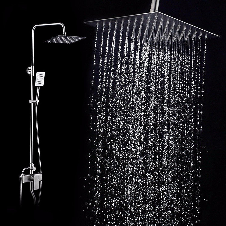 Lvsede Bad Wasserhahn Design Küchenarmatur Niederdruck Edelstahl Hei Und Kalt Wasserhahn Dusche Bad Duschkopf L4761