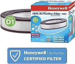 Honeywell Universal Air Purifier Replacement HEPA filter, 11, HRF-D1 / Filter (D)