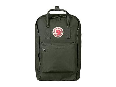 Fjallraven Kanken 17 (Deep Forest) Backpack Bags