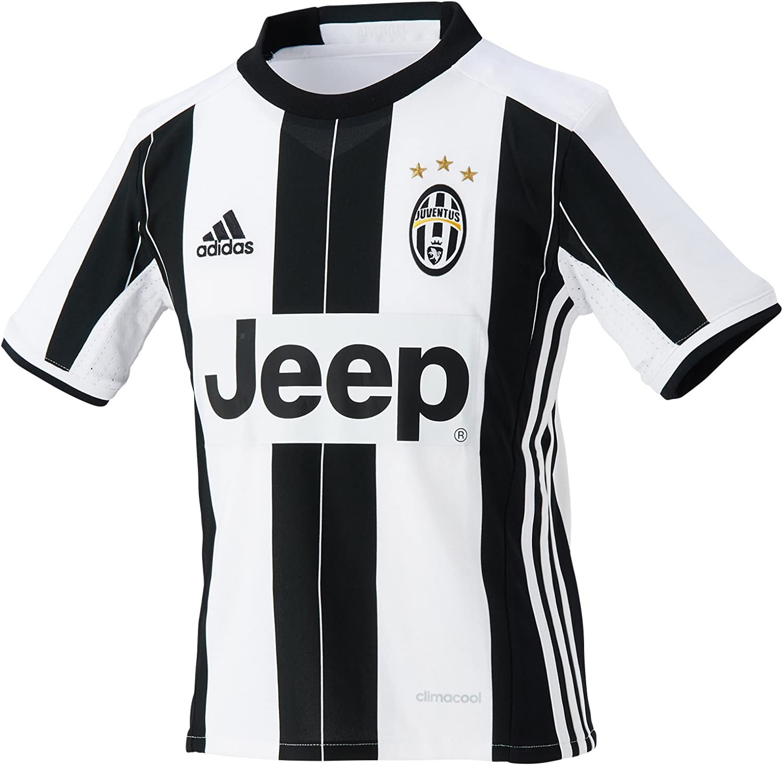 Adidas Jungen Fußball Heim-Trikot Juventus Turin Replica B01FO9VIQG  Aktuelle Form