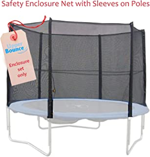 Upper Bounce Trampoline Enclosure Set (Trampoline not included)