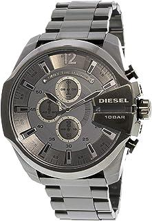 Diesel Mega Chief Ion Plated Quartz Men's Watch - DZ4282