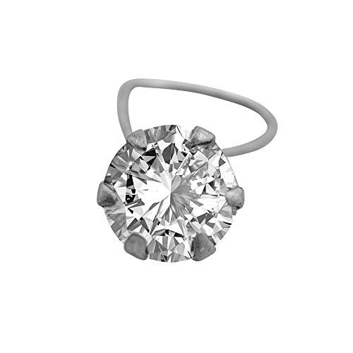 Diamond Nose Ring Buy Diamond Nose Ring Online At Best Prices In