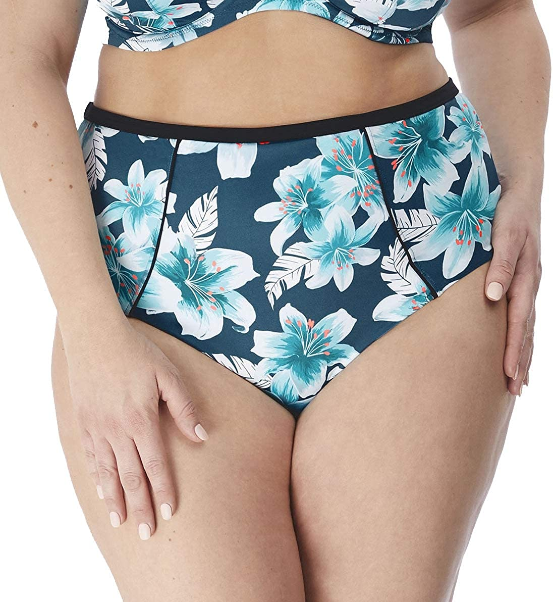 Elomi Womens Island Lily Classic Brief