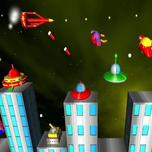 Super UFO Shooter