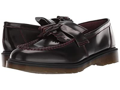 Dr. Martens Adrian Core (Cherry Red Arcadia) Shoes