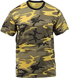 Best yellow camo t shirt Reviews