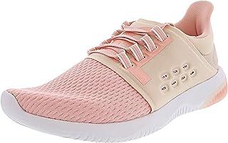 ASICS Womens Gel-Kenun Lyte Seashell Pink/Birch/Begonia Pink Running Shoe - 9.5