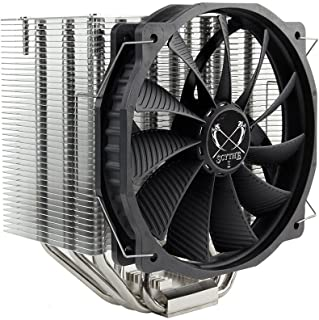 Scythe SCMGD-1000 - Base refrigeradora CPU, Color Negro