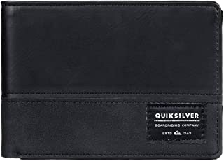 Quiksilver Nativecountryii M-Wallets For Men, Travel Accessory-Monedero para Hombre