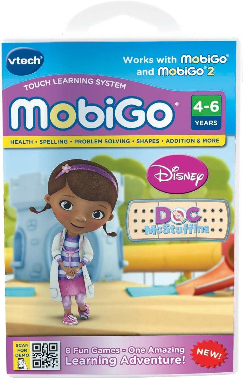 VTech MobiGo Software Max Mesa Mall 86% OFF Cartridge - McStuffins Doc