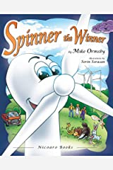 Spinner the Winner Kindle Edition