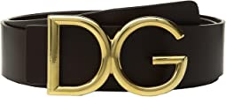 Dolce & Gabbana - Logo Belt