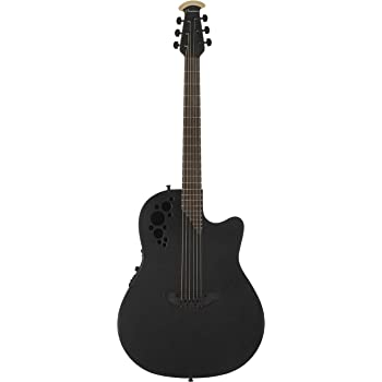 Ovation Elite T 1778TX Acoustic-electric Guitar Black