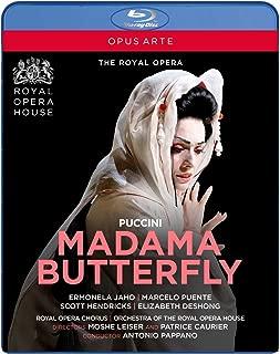 Puccini: Madama Butterfly {Blu-ray]