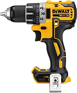 DEWALT 20V MAX XR Brushless Drill/Driver, Compact - Bare Tool (DCD791B)