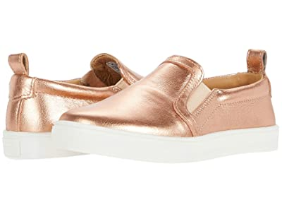 Freshly Picked Slip-On Sneaker (Toddler/Little Kid) (Rose Gold) Girl