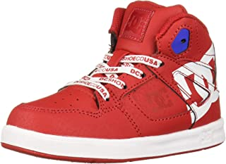 Best red dc high tops Reviews