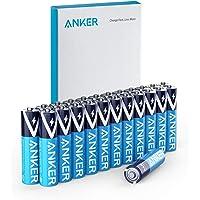 24 Count Anker Leak-Proof Alkaline AAA Batteries